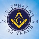 Celebrazione dei 50 anni di appartenenza alla Libera Muratoria del Ven.mo e Pot.mo fr. Luciano Grauso, Gran Maestro Emerito e Sovrano Gran Commendatore Emerito